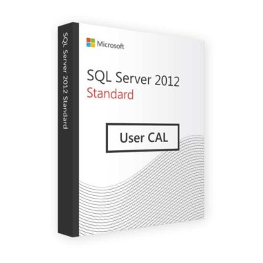 SQL SERVER 2012 USER CAL