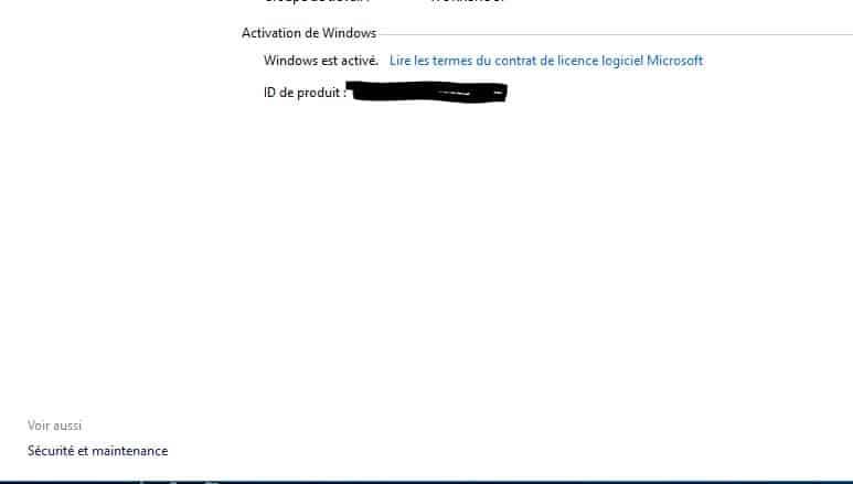 comment faire pour Activer Windows sur son pc