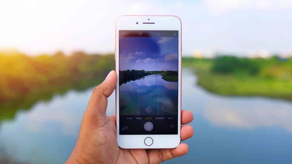 Test de l'iPhone 8