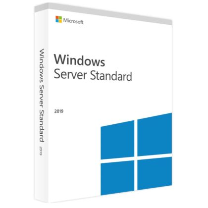 Acheter Microsoft Windows Server 2019 standard clé de produit pas cher