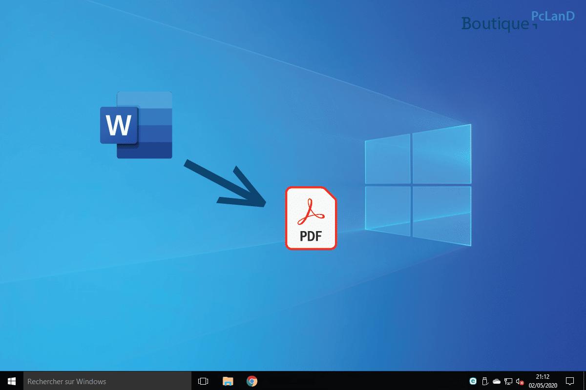 Comment créer un dossier pdf
