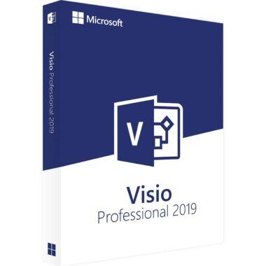 Acheter Microsoft Visio Professional 2019