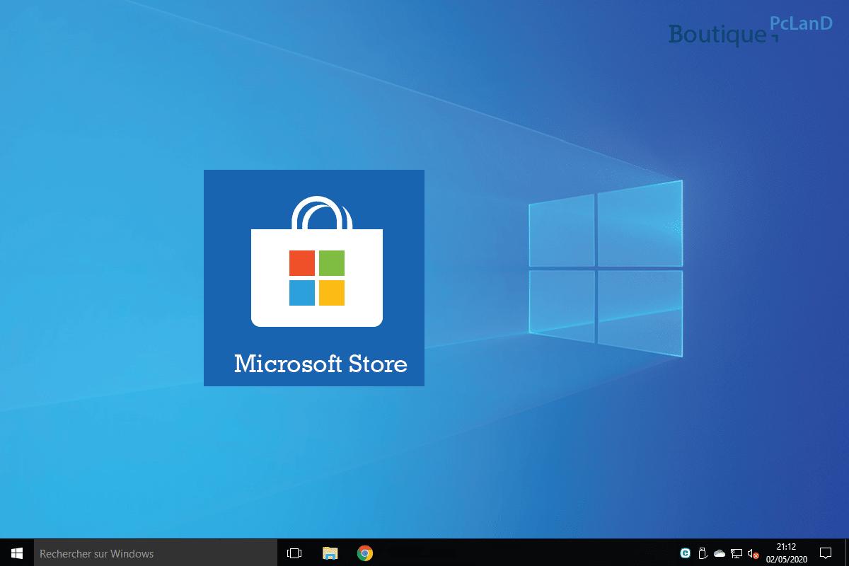 activer un jeu sur Windows Store