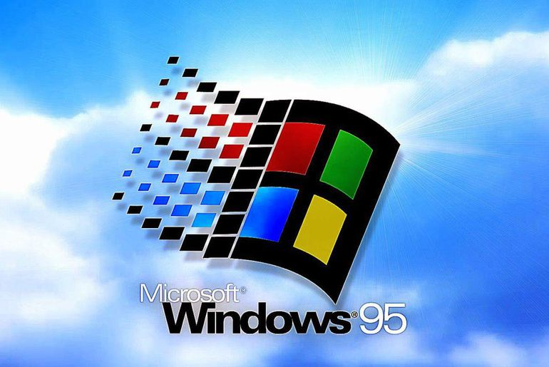Émulation de windows 95