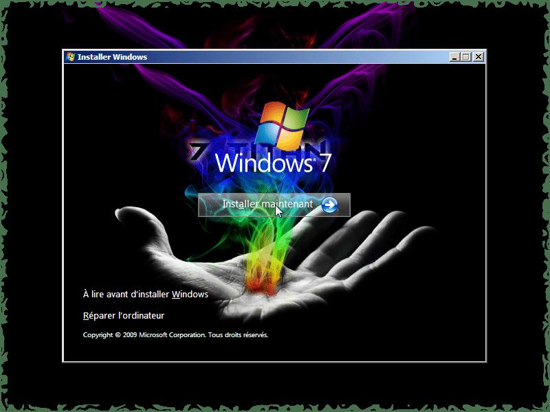 Qu'est ce que Windows 7 titan