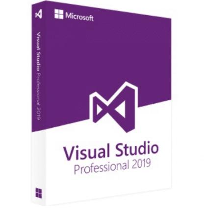 Microsoft Visual Studio 2019 Professionnel