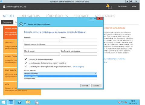 Comment installer et configurer un serveur Windows ?