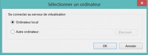 Hyper-V sur Windows