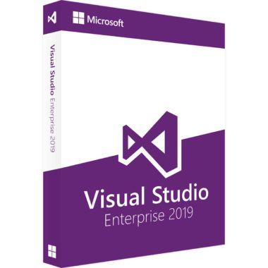 Acheter Microsoft Visual Studio Enterprise 2019 pas cher