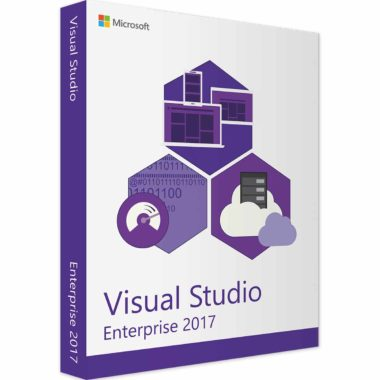 Achetez Microsoft Visual Studio 2017 Enterprise pas cher