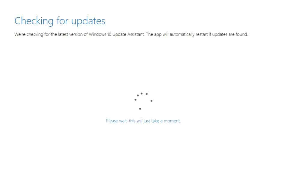 Installer la mise à jour Windows 10 Creators Update
