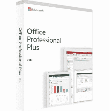 Office professional plus 2019 pas cher