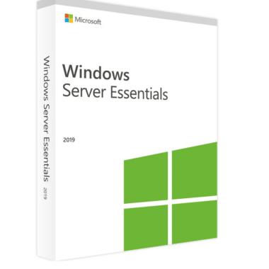 Microsoft Windows Server 19 Essentials