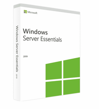 Microsoft Windows Server 19 Essentials