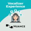 Nuance Vocalizer Experience
