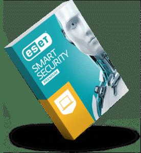 Boite version eset Smart security