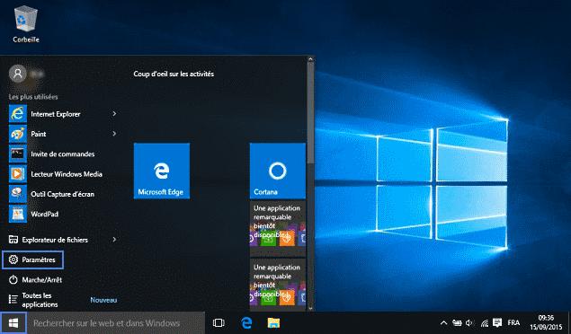 Faire reset de sa carte réseau sous Windows 10