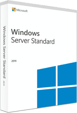 Microsoft Windows Server 2019 Standard (clé de produit)