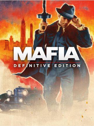 Mafia Definitive Edition PC steam pas cher