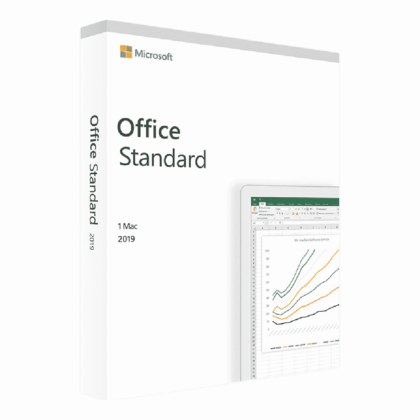 Acheter clé de produit Microsoft office MAC 2019 standard pas cher