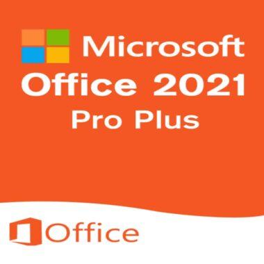 Microsoft Office 2021 Professionnel Plus (clé de produit)