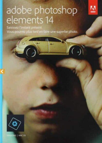 Adobe Photoshop Elements 14 PC