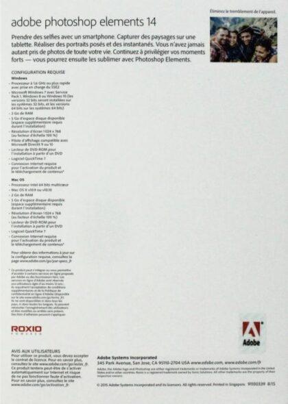 Adobe Photoshop Elements 14 PC pdf