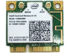 Carte WiFi INTEL 135bnhmw