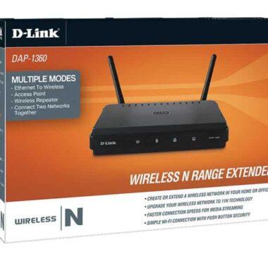D-Link DAP-1360