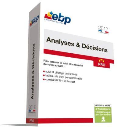 EBP Analyses & Décisions PRO 2017