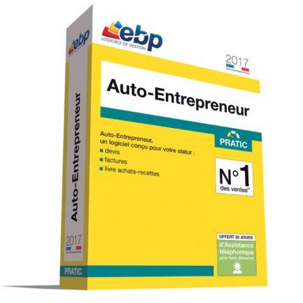 EBP Auto Entrepreneur Pratic 2017