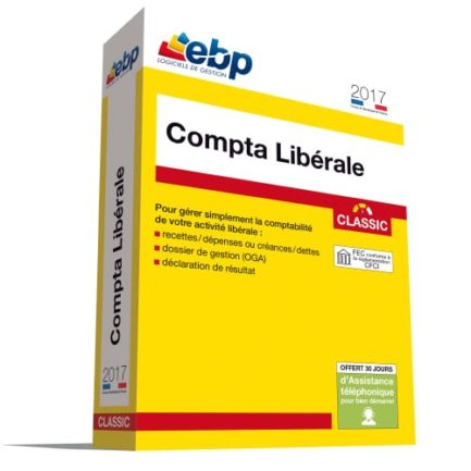 EBP Compta Libérale Classic 2017