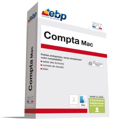 EBP Compta MAC Classic 2017