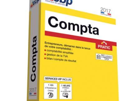 EBP Compta Pratic 2017 + Services VIP