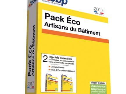 EBP Pack Éco Artisans du Bâtiment 2017