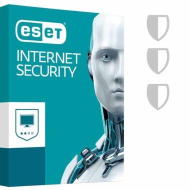 Acheter licence ESET Internet Security pas cher sur Boutique PcLanD