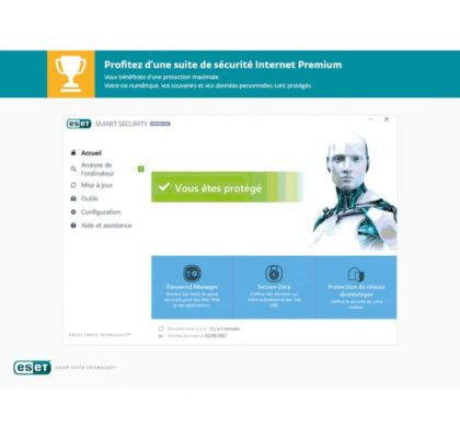 eset smart security premium apercu