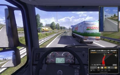 Euro Truck Simulator 2 (Steam)
