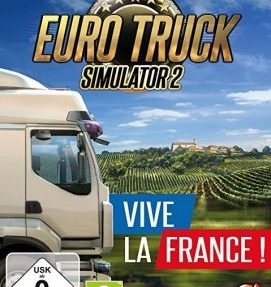 Euro Truck Simulator 2 Vive la France (Steam)