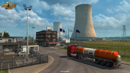 Euro Truck Simulator 2: Vive la France (Steam)