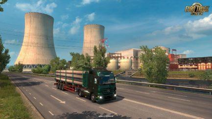 Euro Truck Simulator 2: Vive la France (Steam)