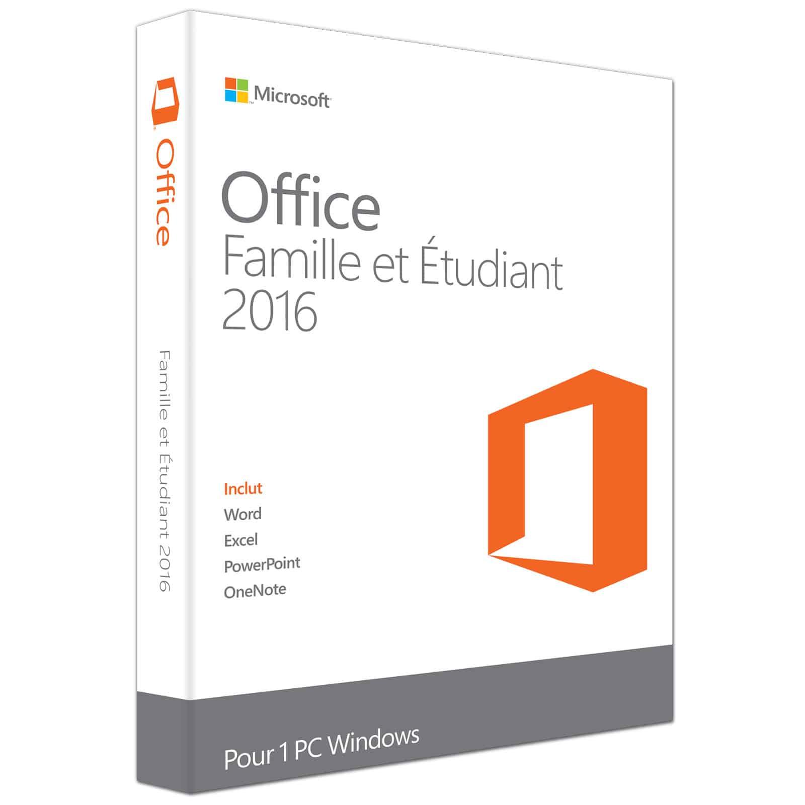 acheter logiciel bureautique  word  excel
