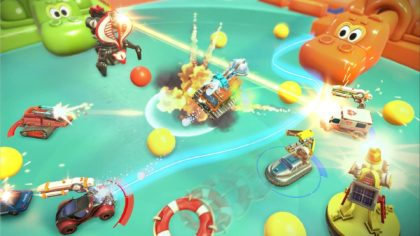 Micro Machines World Series (Steam) aperçu 1