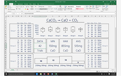 Microsoft Office 2016 Famille et Étudiant