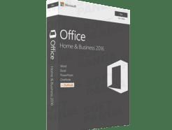 Office 2016 Famille et Petite Entreprise Mac