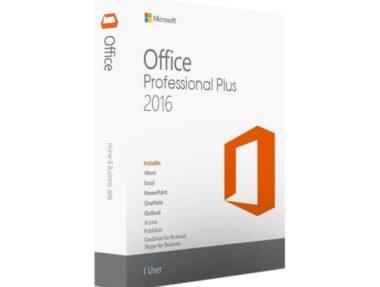 Achetez clé Office professionnel plus 2016 pas cher sur Boutique PcLanD