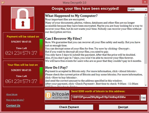 Qu'est ce qu'un ransomware