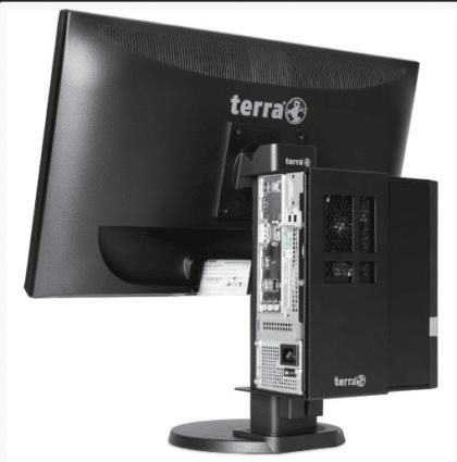 TERRA PC-BUSINESS 5000 Compact SILENT+ autre face de l'adaptateur
