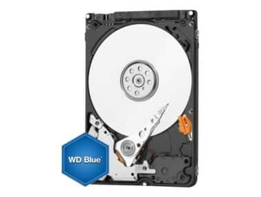 WD WD Blue WD5000LPCX Blue Mobile 500Go 7mm