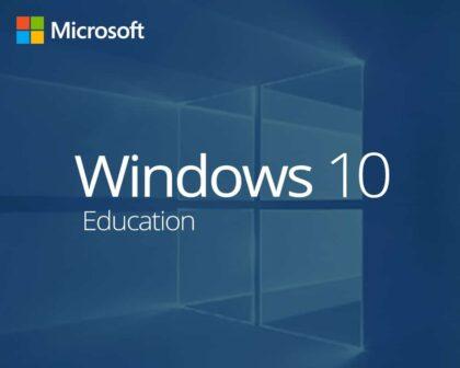 Achetez clé Microsoft Windows 10 éducation pas cher sur Boutique PcLanD